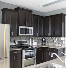 Black Kitchen Cabinets by Really Like The Color Of The Cabinets Would Like Different