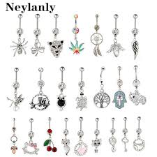 aliexpress belly rings images 12pcs mix design women body jewelry navel piercings animal belly jpg