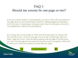 What Font Should My Resume Be Creating A Great Resume Ppt Download