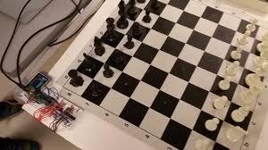chess board magnetic sensing youtube