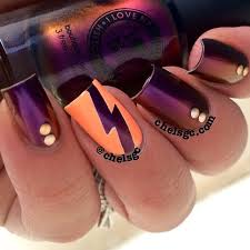 145 best orange nail art images on pinterest orange nails make