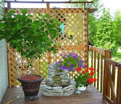 Create Privacy In Backyard by Create Privacy In Your Yard On Some Of These 9 Attractive Ways