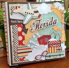 vacation photo albums artsy albums scrapbooking kits and custom designed scrapbook