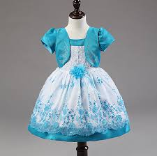 summer infant baby birthday party dresses gown toddler