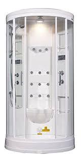 40 Inch Shower Door Aston Za218 12 Jets Steam Shower 40 Inch X 40 Inch X 88 Inch