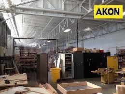 Curtain Separator Warehouse Curtain Divider Akon U2013 Curtain And Dividers