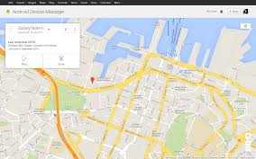 android device manager finding your lost phone how to use android devic vodafone