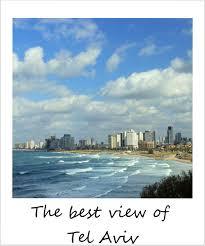 polaroid of the week the best view over tel aviv globetrottergirls