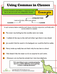 comma worksheets 3rd grade free worksheets library download and