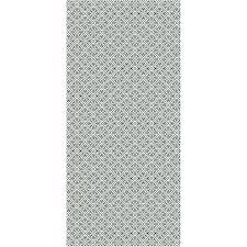 tapis de cuisine 67x140cm bleu et blanc carosim 2 linge de