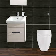 Space Saving Toilet Create A Contemporary Look With The Stylish Esssence Cloakroom