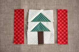 mini tree quilt ornament tutoial diary of a quilter