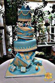 mini baby shower cakes baby shower gender reveal ideas