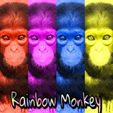 rainbow monkey gaming youtube