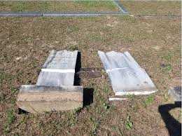 cemetery headstones milton cemetery headstones targeted by vandals for the second time