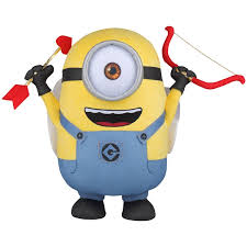 minion stuart valentine greeter