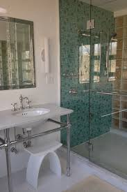 Glass Block Bathroom Ideas by 5 Tips To Brighten Up And Open Up A Guest Bathroom