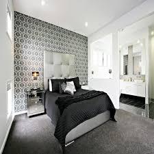 Gray Wallpaper Bedroom - bedroom wallpaper ideas archives maliceauxmerveilles com