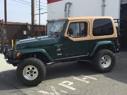94 jeep wrangler top jeep wrangler hardtop from rally tops custom fiberglass