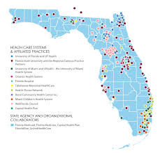 Florida State Map by About The Consortium Oneflorida
