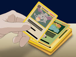 how to make money with pokémon cards with pictures wikihow