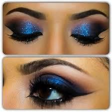 what eye makeup is best for a royal blue dress makeup vidalondon