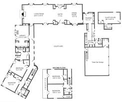 house plans with attached guest house home plans with guest house