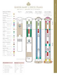 cruise ship floor plans qm2 deck plans deck design and ideas