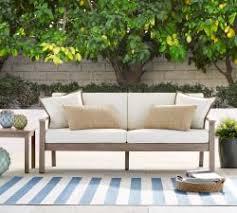 Patio Furniture Loungers Outdoor Lounge Furniture U0026 Patio Furniture Sets Pottery Barn