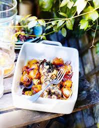 cuisine au miel filets mignons farcis aux olives et fruits rôtis au miel pour 6