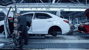 toyota company cars how cars are made in 20 gifs co design