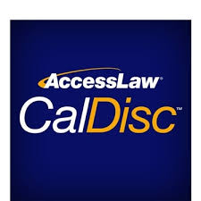 accesslaw caldisc cases and codes on dvd ceb