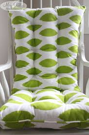 Cushions For Glider Rocking Chairs Best 25 Glider Cushions Ideas On Pinterest Recover Glider