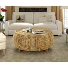 low round coffee table gallerie decor bali breeze low round coffee table free shipping on