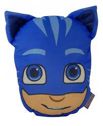 pj masks catboy pyjama case cushion bedroom pillow