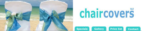 Chair Sash Rental Chair Cover Hire Auckland