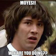 Quick Meme Creator - moyes wtf are you doing conspiracy keanu abc memes quick