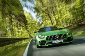 mercedes amg gt r revealed lighter more powerful and