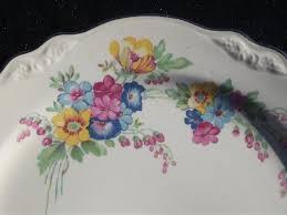 homer laughlin patterns virginia virginia homer laughlin vintage china dishes set for 4