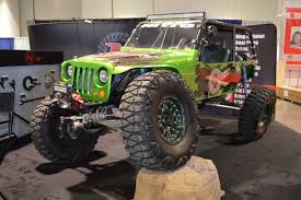 jeep wrangler buggy off road vehicles dominate sema 2015 rod network