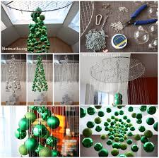tree ornament mobile diy craft projects