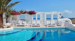 Mr Pool And Mrs Patio by Mr And Mrs White New Style Hotel Luxury Hotel In Paros Greece Slh