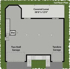 floor plan key shell key florida house plan gast homes