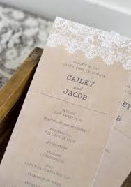 burlap wedding programs hey i found this really awesome etsy listing at https www etsy