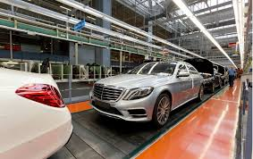 mercedes of germany 2014 mercedes s class enters production