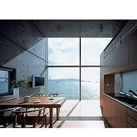 Row House In Sumiyoshi - architectureweek design 4 x 4 house by tadao ando 2011 0608