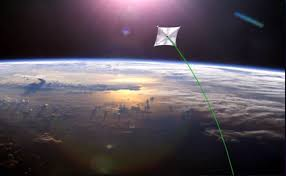 How Long To Travel A Light Year Nasa Researchers Are Working On A Laser Propulsion System That