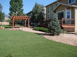 colorado springs landscaper four seasons landscaping