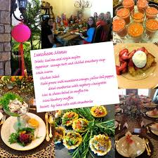 bridesmaid luncheon ideas the 25 best bridal luncheon menu ideas on bridal