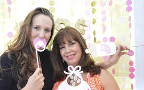 baby shower photo booth ideas diy pink gold baby shower decorations hello nutritarian